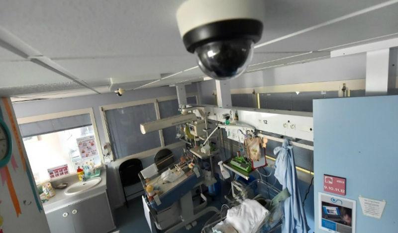 Neonatal Hospital Cameras