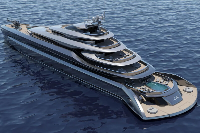 Expandable Stern Yachts