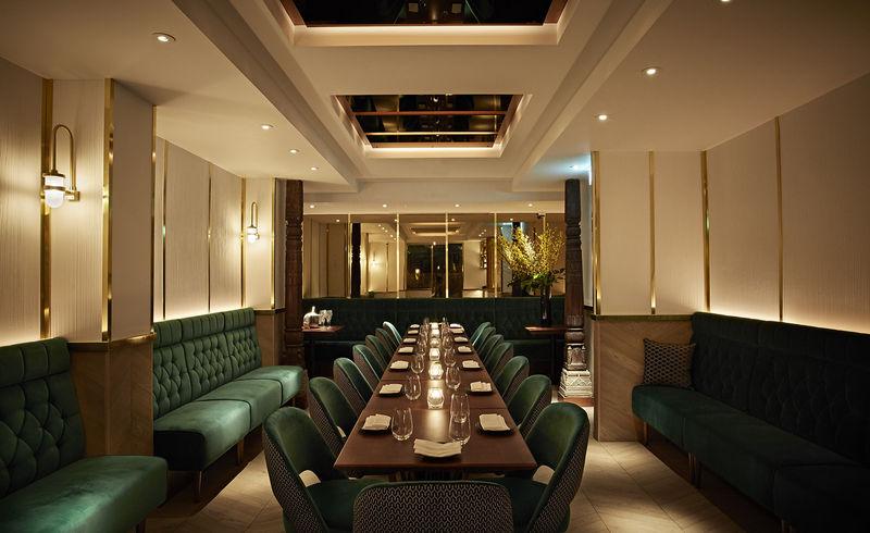 Luxurious South Asian Restaurants