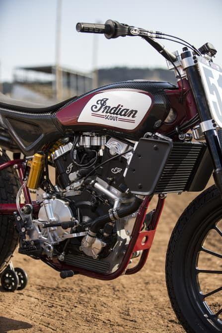 Carbon Fiber Motorbikes