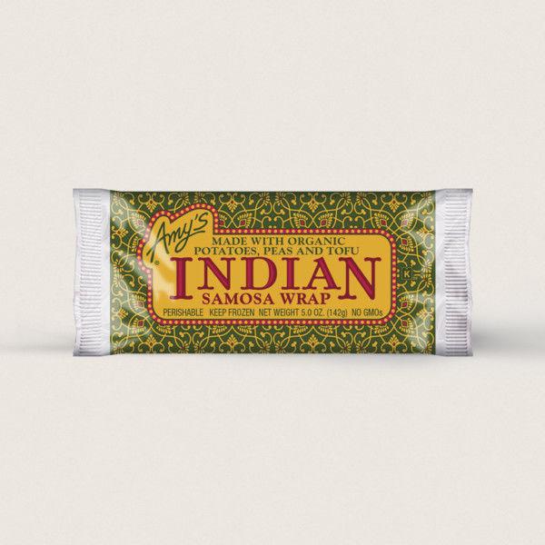 Diet-Friendly Indian Wraps
