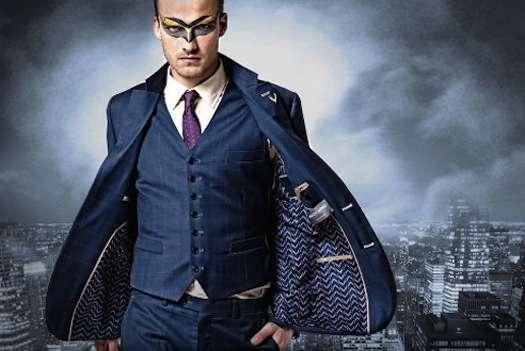 Dapper Vigilante Suits