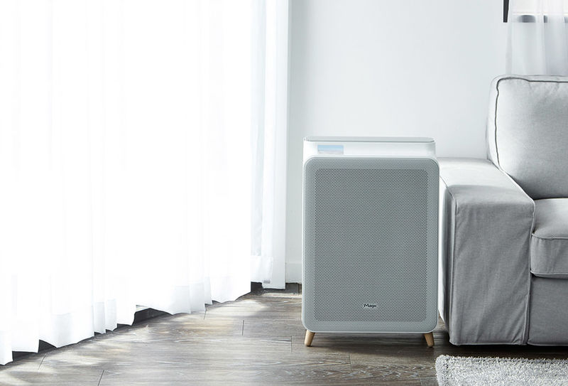 Autonomous Indoor Air Purifiers