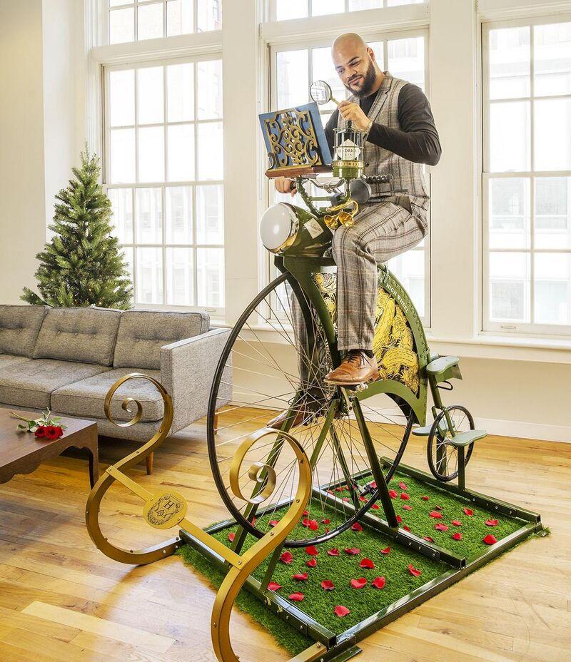 Leisurely Indoor Bikes