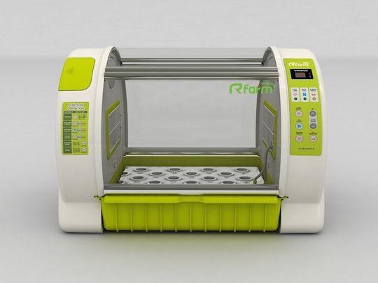 Automated Indoor Garden Kits : indoor garden kit
