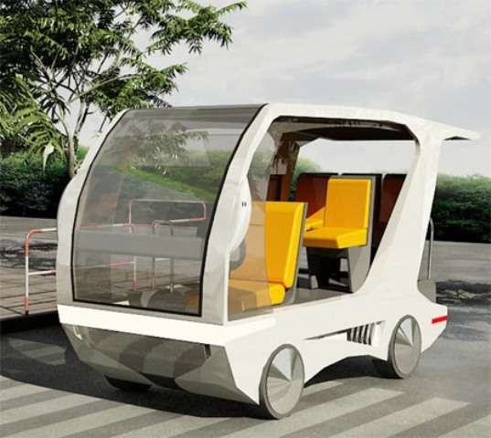 Suped-Up Solar Carts