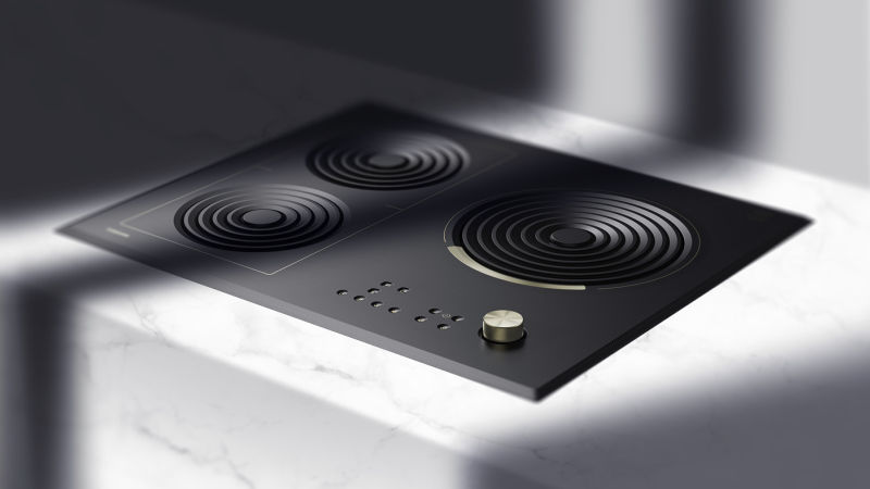Shape-Shifting Induction Cooktops