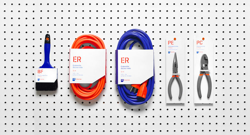 Graphic Home Improvement Branding