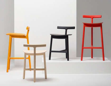 Stool Chair Hybirds
