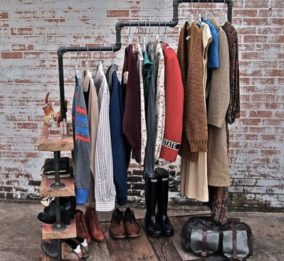 Industrial Garment Racks