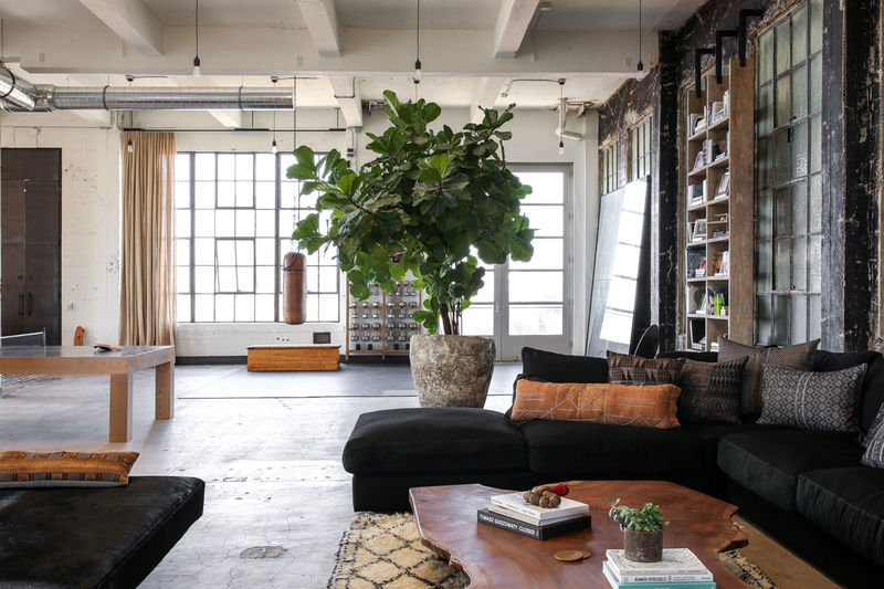 Renovated Industrial Lofts