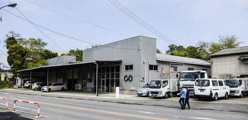 Industrial Warehouse Coffee Shops
