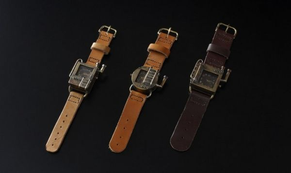 Recreated Industrial Watches