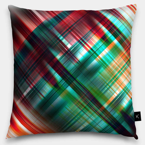 Optical Illusion Cushions