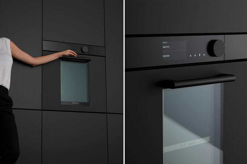 Advanced Matte-Finished Ovens