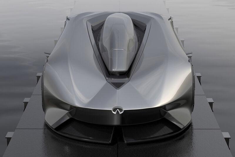 Fluidly Designed Race Cars