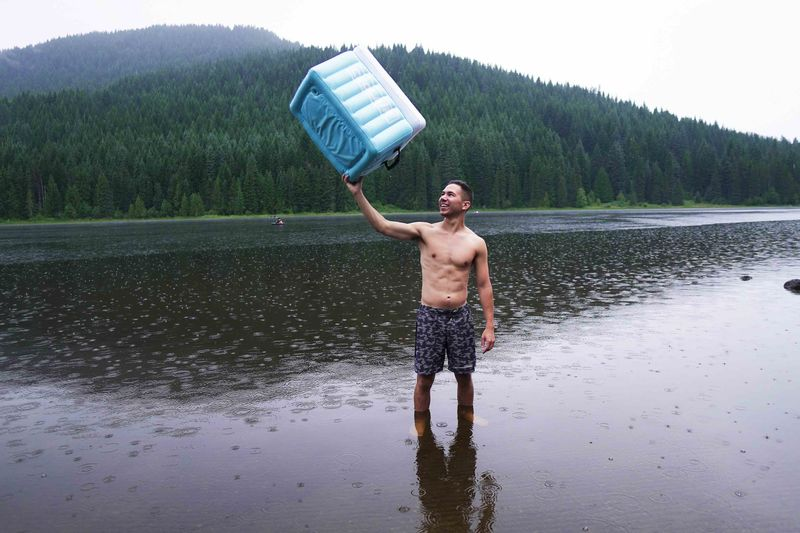 Durable Inflatable Coolers