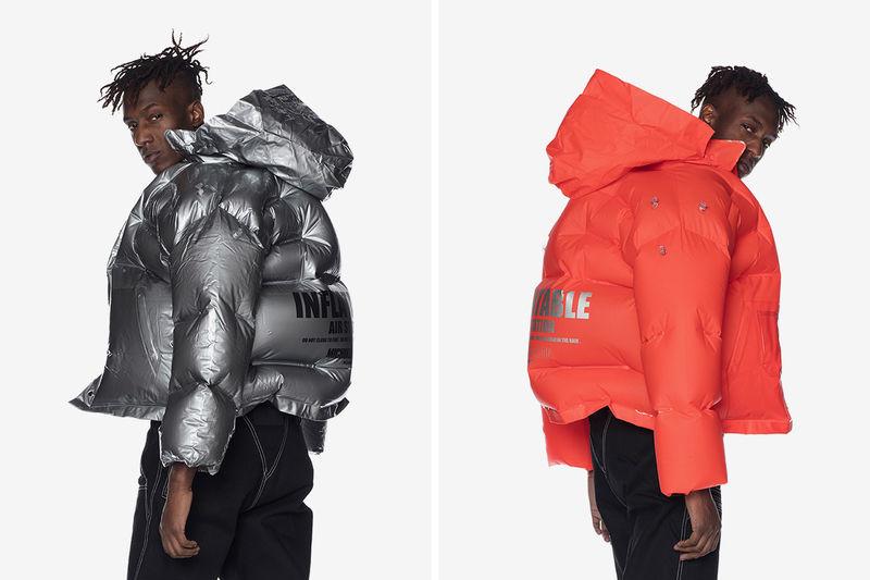 Inflatable Waterproof Jackets