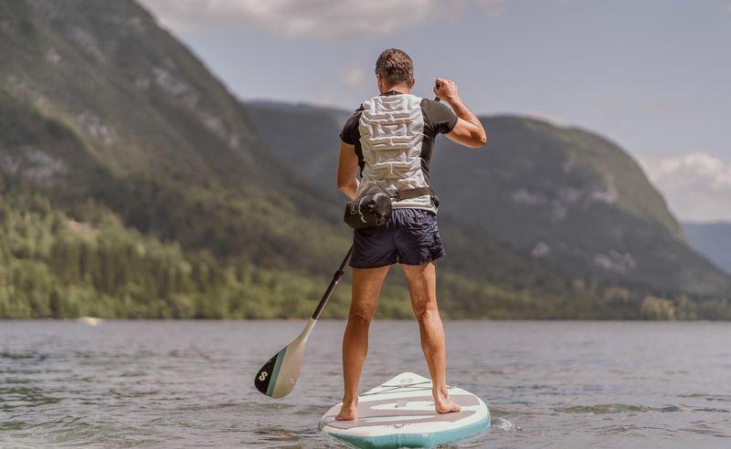 Inflatable Aquatic Activity Shirts