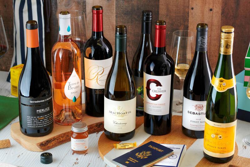 D2C In-Flight Wines
