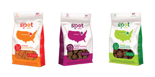 Geographic Treat Branding