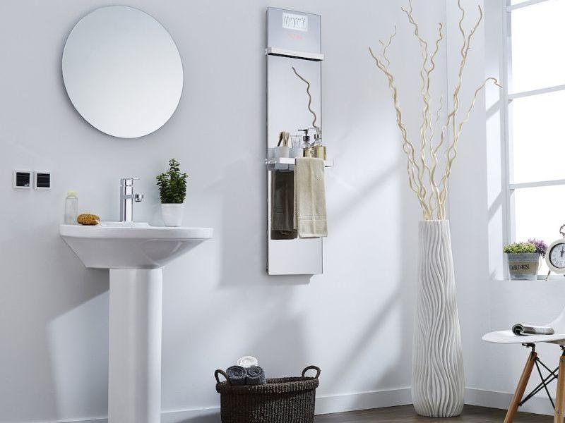 Multifunctional Heating Mirrors