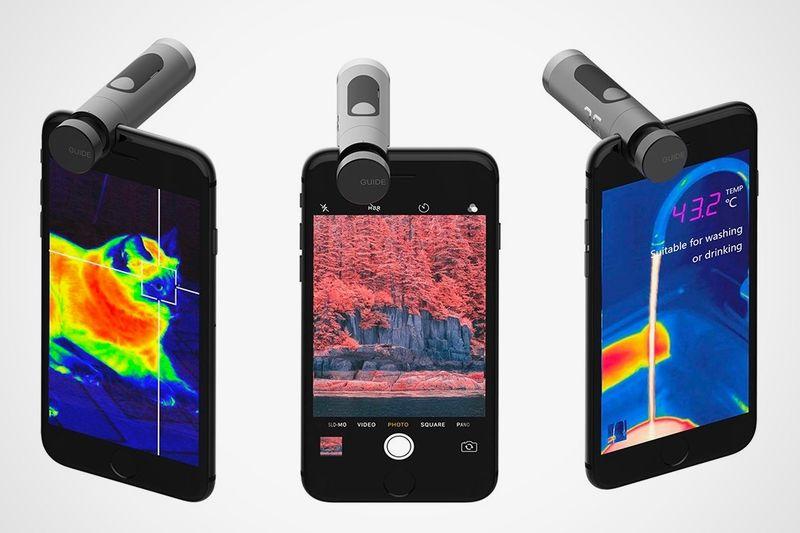 Infrared Smartphone Camera Accessories