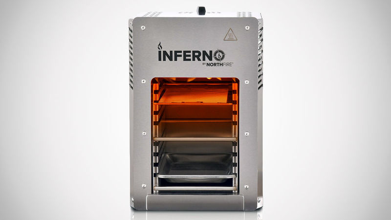Ultra-Fast Infrared Grills