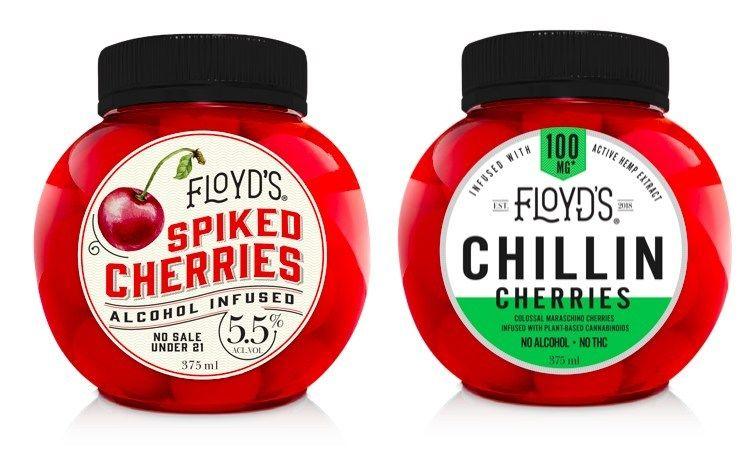 CBD-Infused Cherries