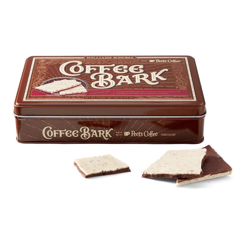 Coffee-Infused Chocolate Bark