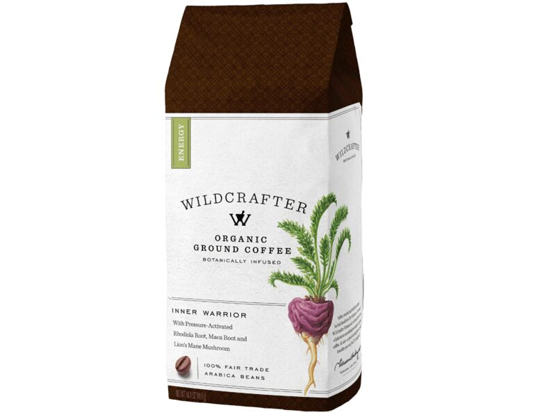 Botanically Infused Coffee Blends