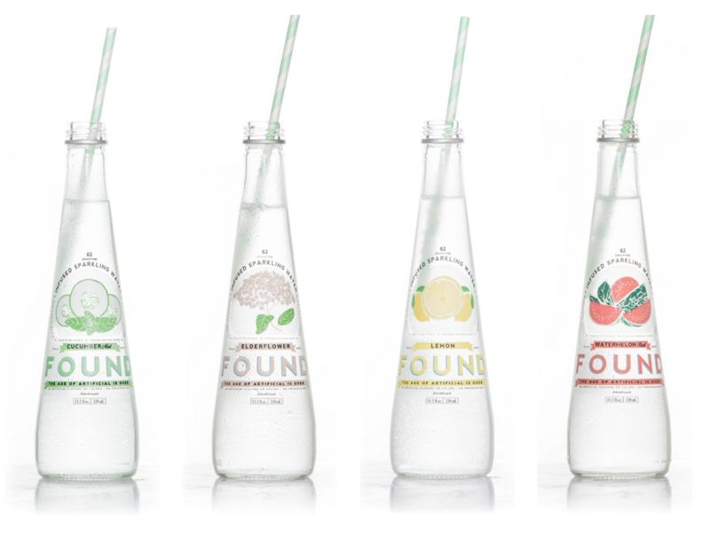 Infused Sparkling Water