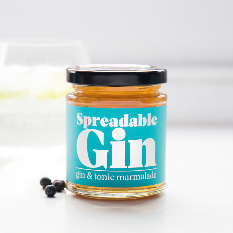 Gin-Infused Marmalades