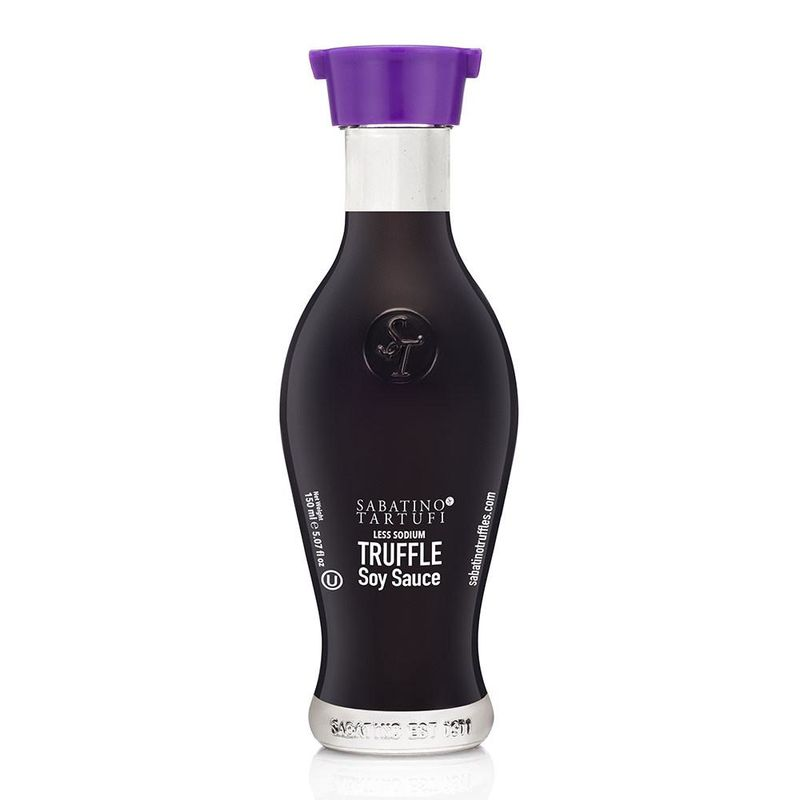 Truffle-Infused Soy Sauces