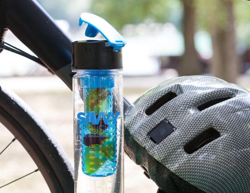 Hydration-Encouraging Bottles