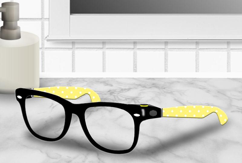 Connected Elderly Eyewear