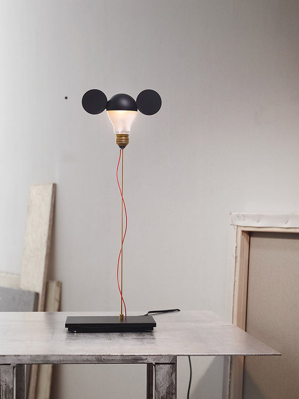 Cartoon Mouse-Inspired Lights