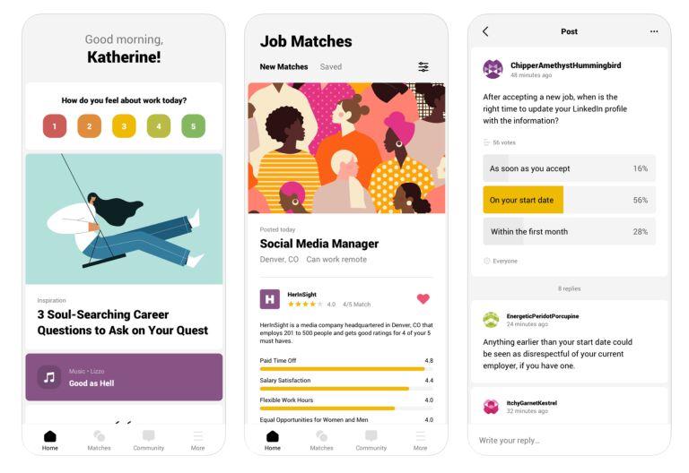 Female-Specific Career Platforms