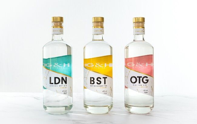 Quintessentially British Gin Spirits