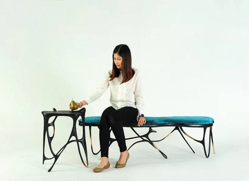 Fluidly Inspired Furniture Collections