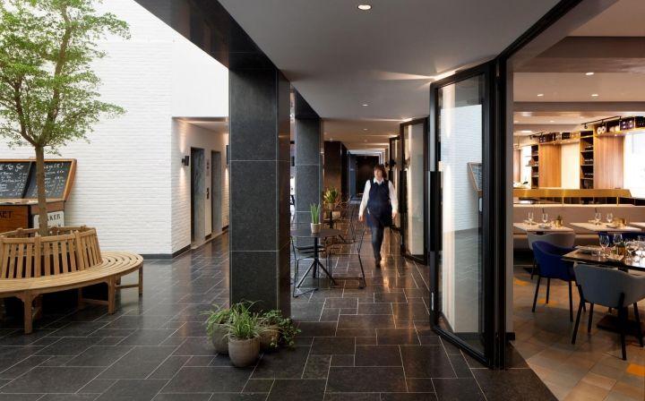 Contextual Urban Hotels