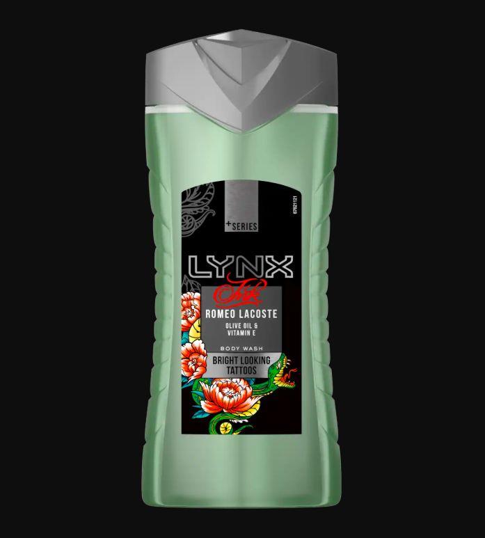 Tattoo Brightening Shower Gels Ink Shower Gel