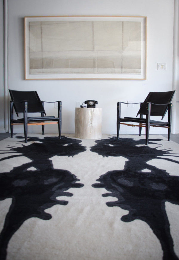 Inkblot Rug Collections