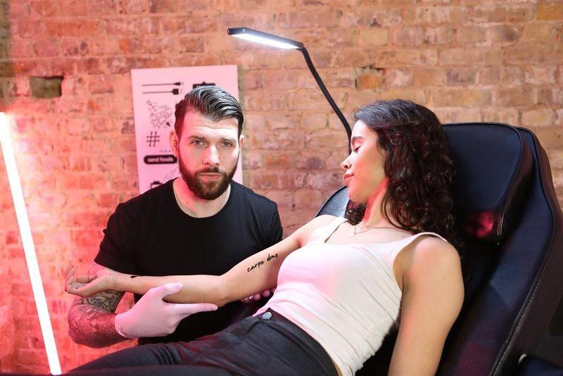 Temporary Tattoo Pop-Ups