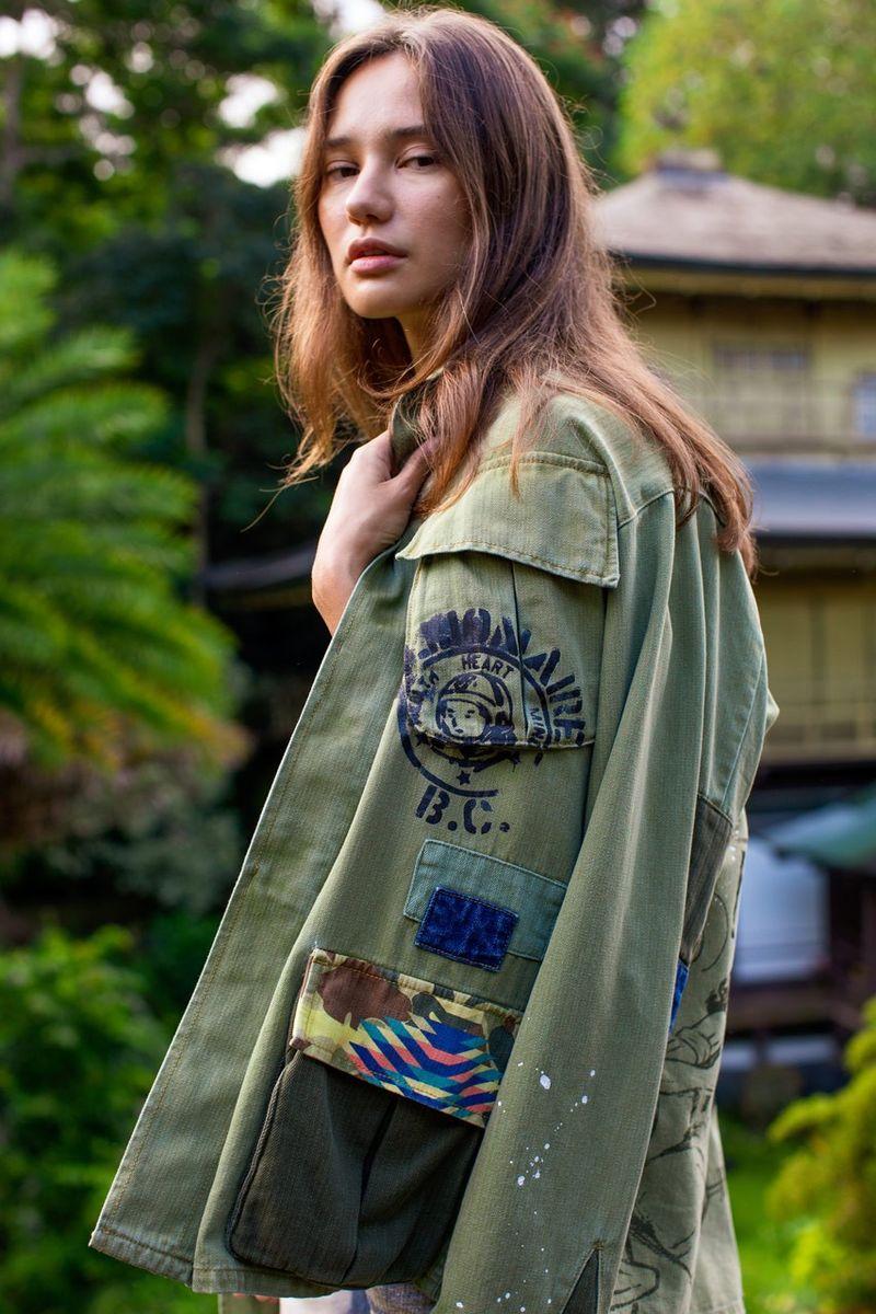 Peace-Seeking Spring Streetwear