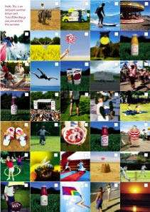 Innocent Drinks Summer Bingo