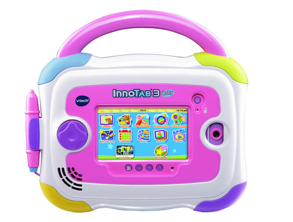 Tech-Savvy Tot Tablets (UPDATE)