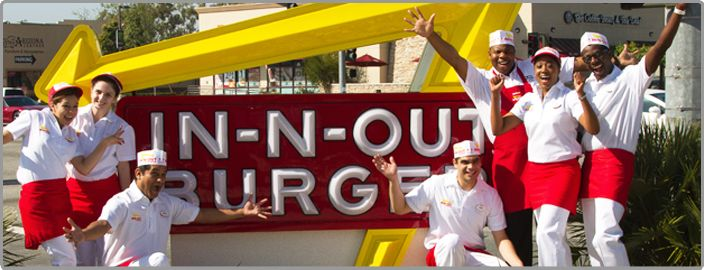 Employee-Focused Burger Chains