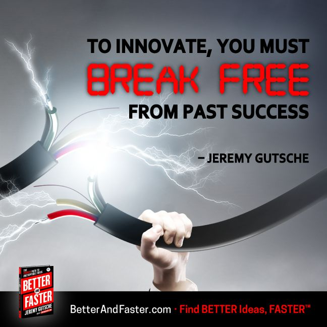 Break From Past Success