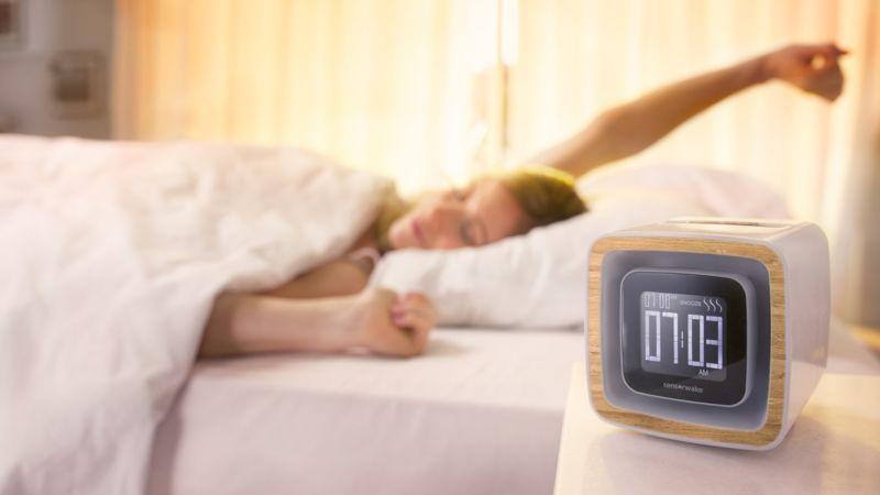 Smell-Emitting Alarm Clocks